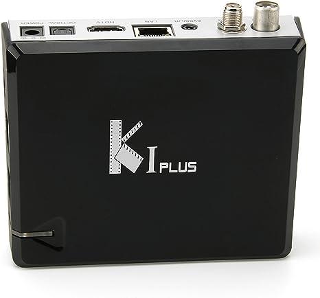 Kii Pro DVB T2 S2 TV Box: Amazon.es: Electrónica