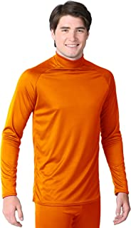 product image for WSI Sports Microtech Form Fit Long Sleeve, Blaze Orange, X-Large