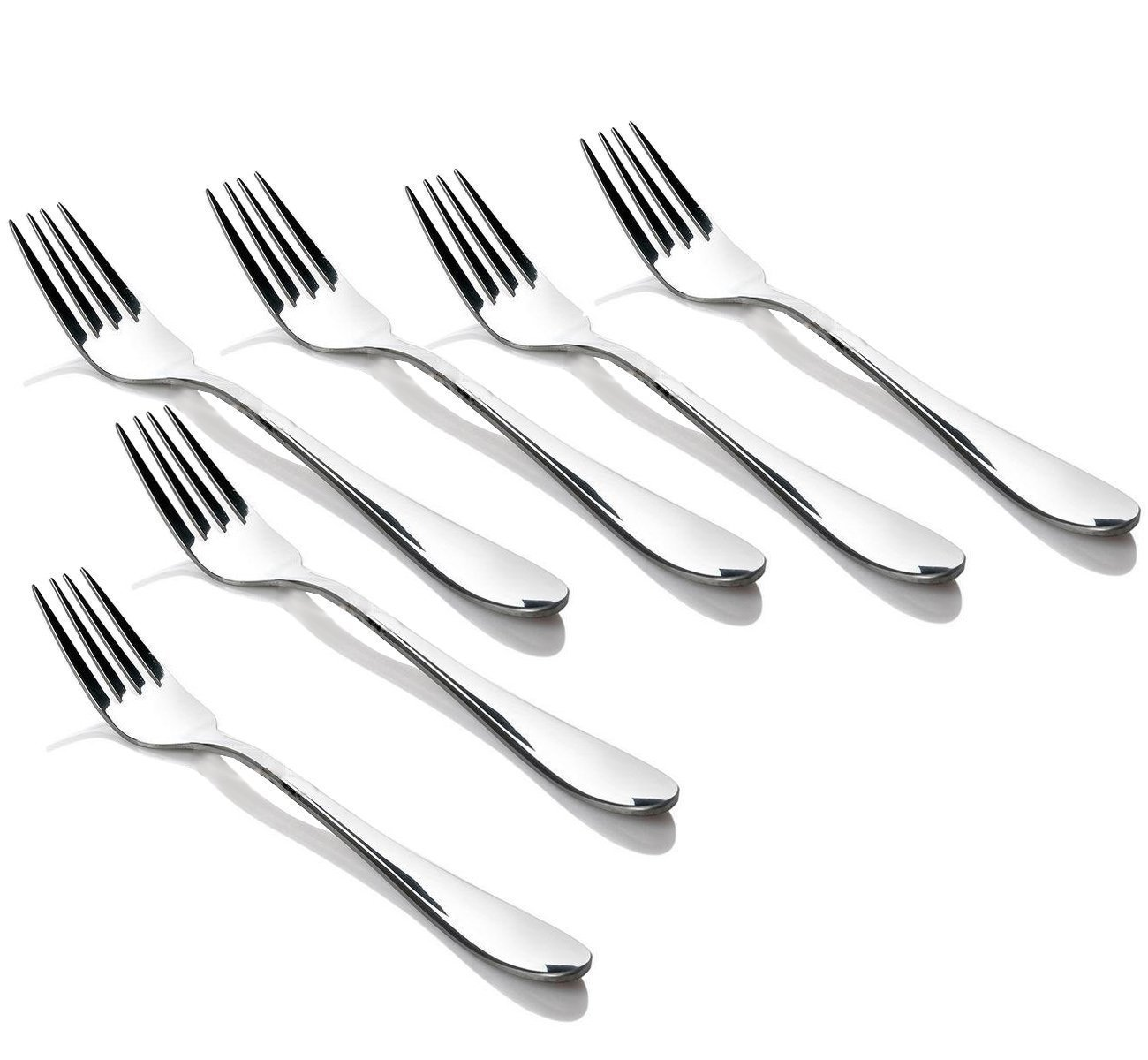 Stainless Steel Cutlery Small Fork set of 6