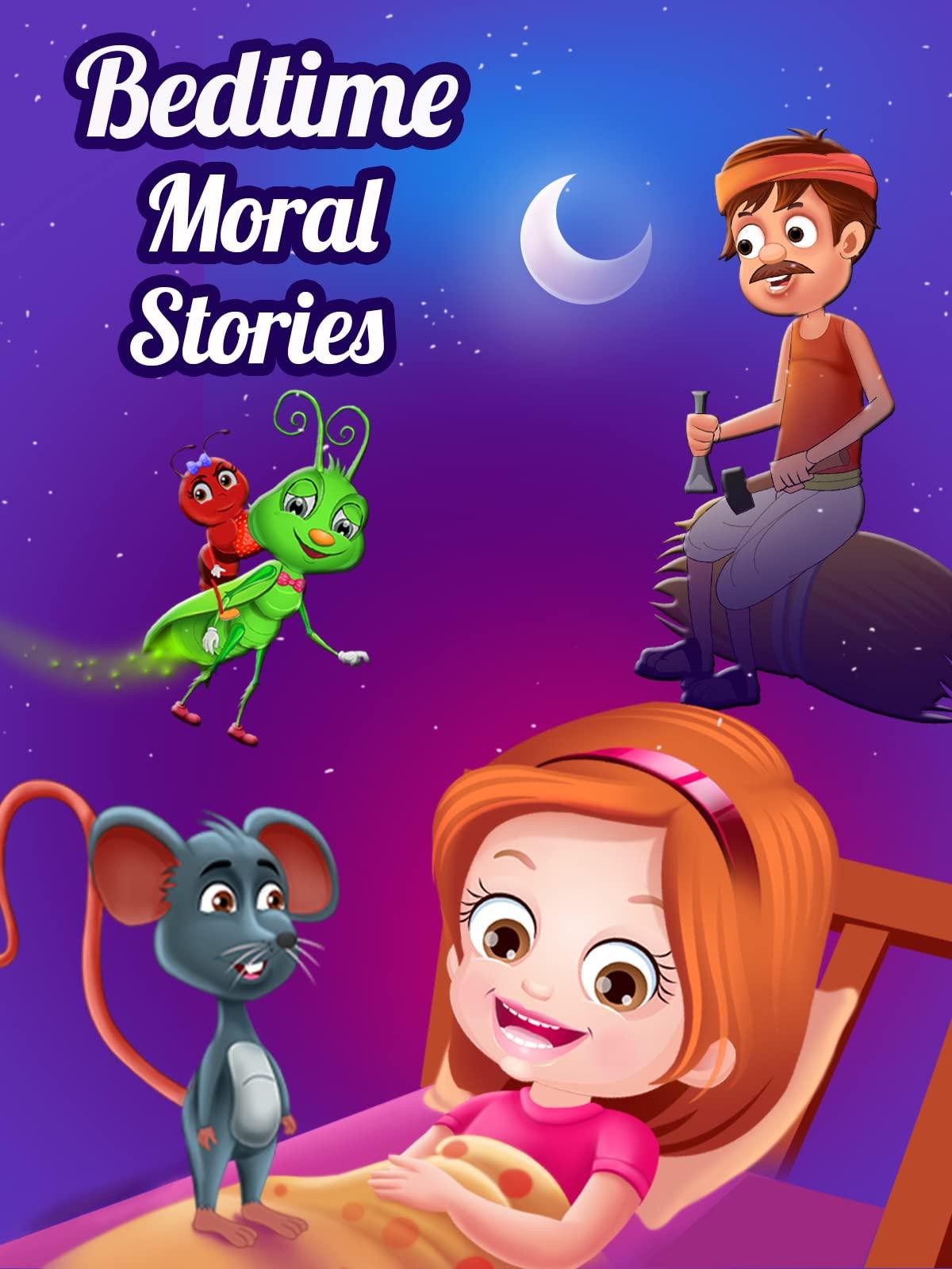 Bedtime Moral stories