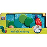 The Very Hungry Caterpillar Pull Along Hungry Caterpillar, By Rainbow Designs