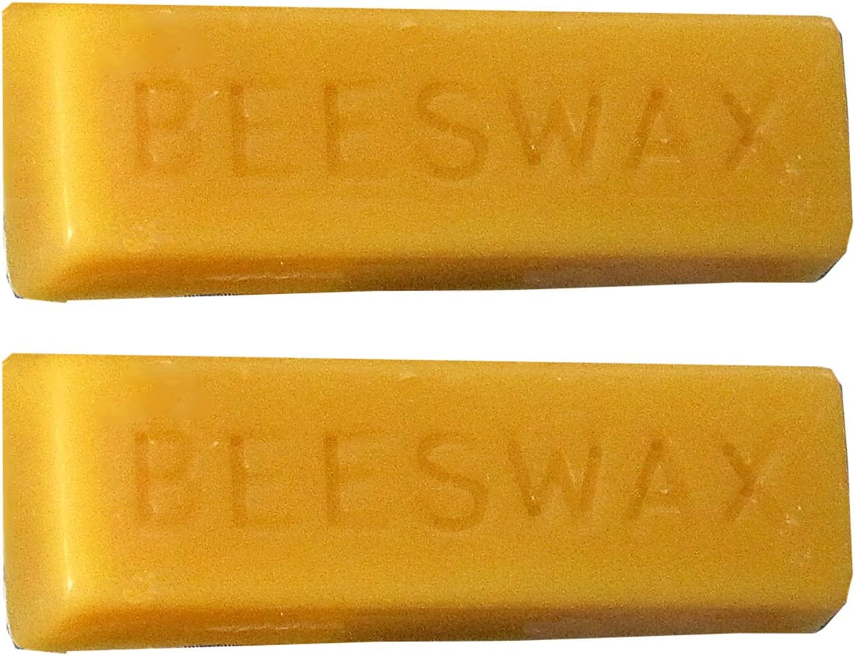 Large 500g Many uses. Pure Beeswax Block