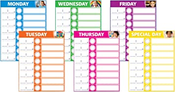 Daily Class Schedule Template from images-na.ssl-images-amazon.com