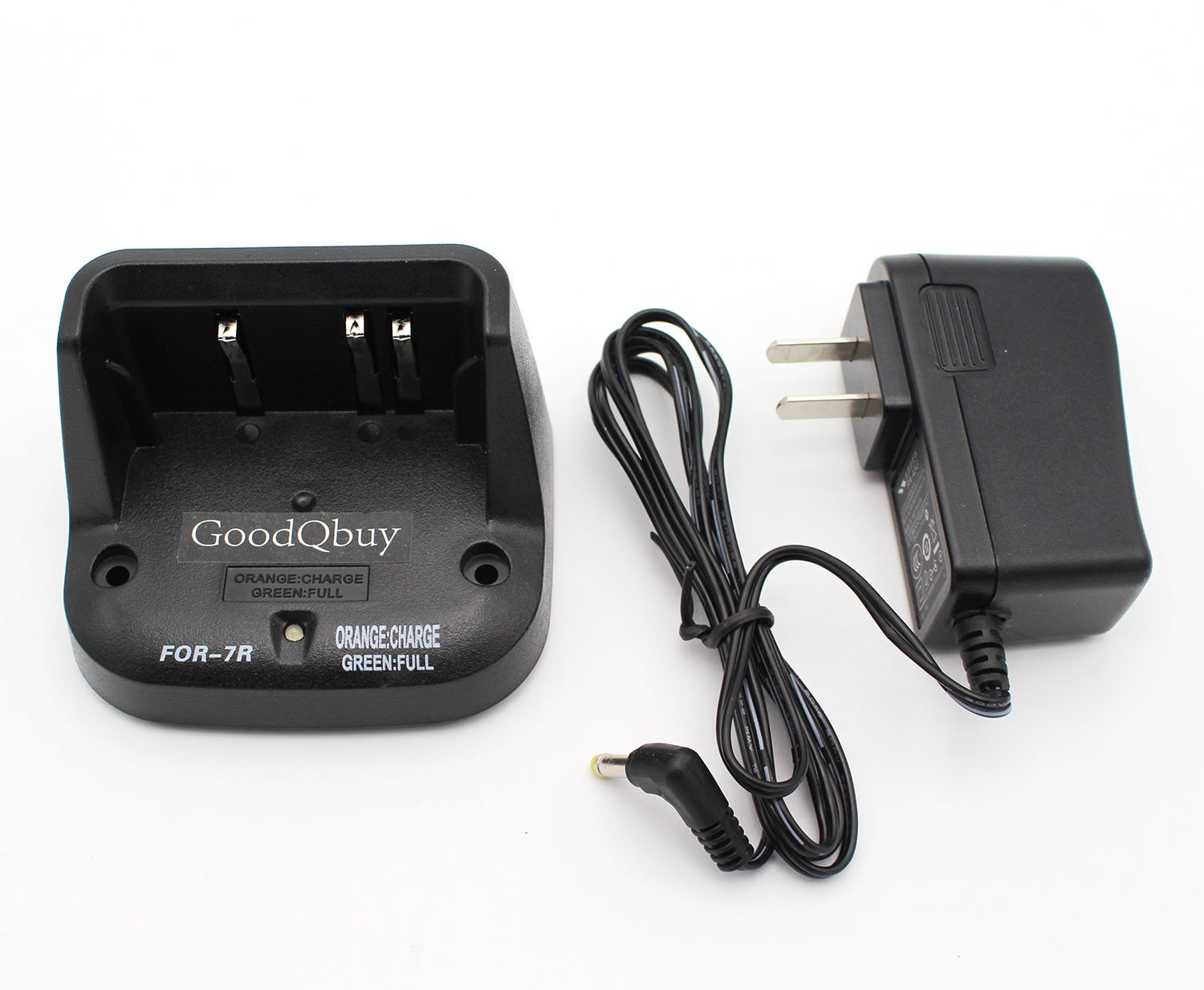 GoodQbuy Ni-MH Ni-CD FNB-58 FNB-58Li FNB-80 FNB-80Li Battery Charger For Yaesu Vertex VX-5 VX-5R VX-5RS VX-6 VX-6R/E VX-7R VX-7RB