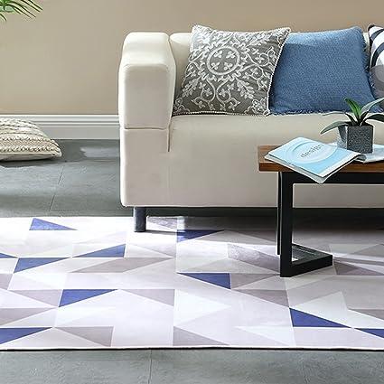 Living Room Rugs Coffee Table Blanket Modern Minimalist Carpet Room Carpet  Bay Window Rug Modern Bedroom
