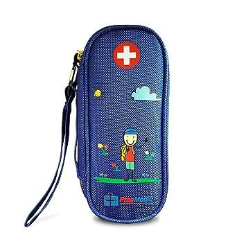 Amazon Com Pracmedic Epipen Carrying Case For Kids Holds 2 Epi