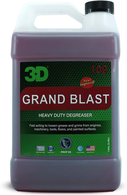 3D Grand Blast Engine Degreaser