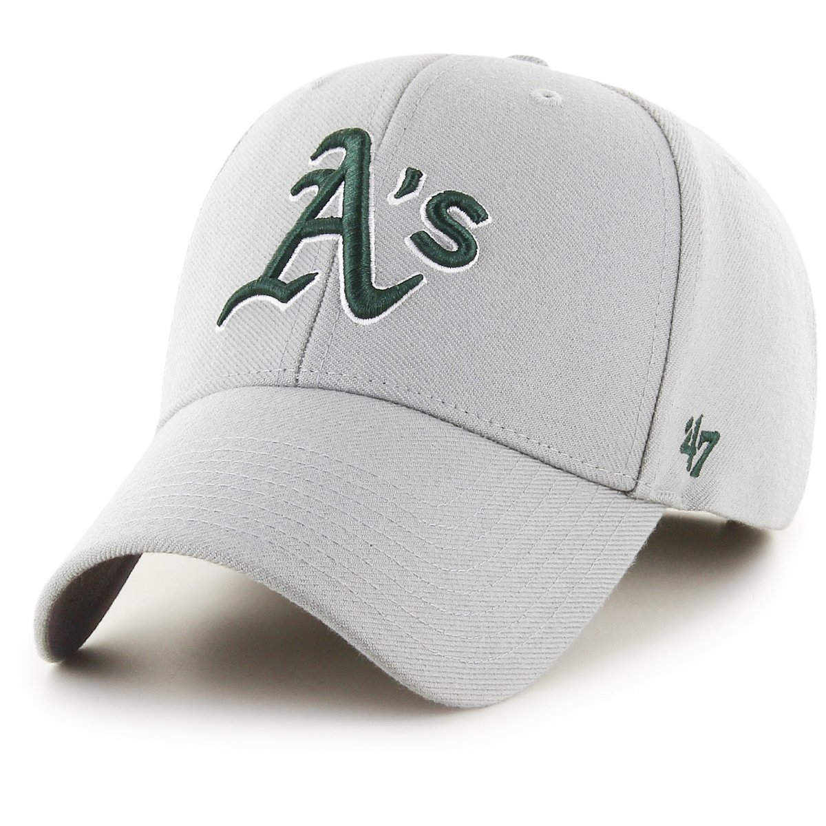 '47 MLB Oakland Athletics '47 MVP Cap 47 Brand B-MVP18WBV-GY