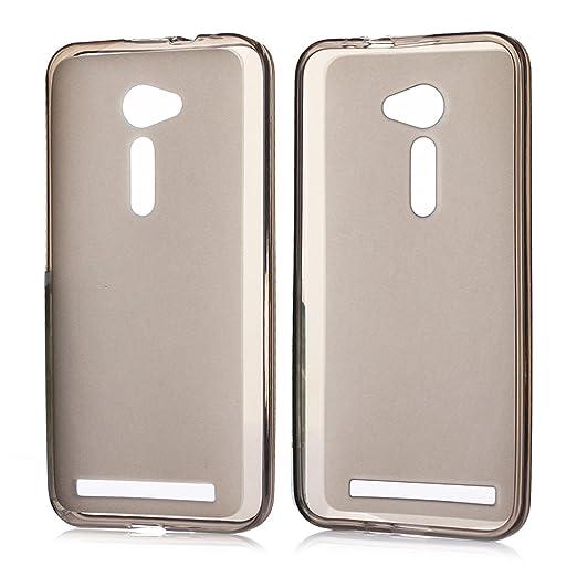 112 opinioni per tinxi® Custodia case in silicone per Asus Zenfone 2 ZE500CL(5 pollici) case