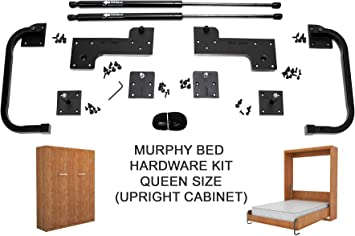 Amazon Com Murphy Bed Queen Size Hardware Kit Diy Wood Frame
