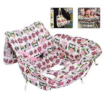 Cart Housse De En Shopping 2 Chaise Foonee Pour 1 Cover Bébé Haute xoderEQCBW