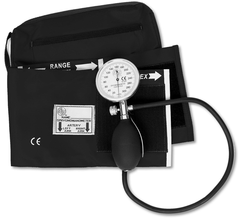 Prestige Medical 887-BLK - Tensiómetro de mano con tubo, color negro: Amazon.es: Industria, empresas y ciencia