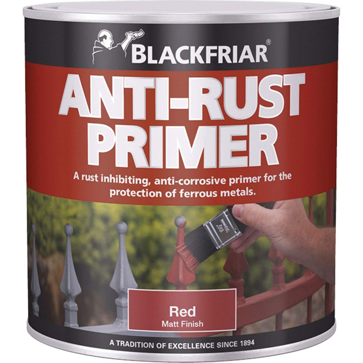 Blackfriar BKFARP1L Anti-Rust Primer Quick Drying 1 Litre Toolbank