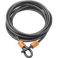 Cable de Doble Bucle de Sterling, Negro, 129C