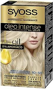 Syoss - Oleo Intense Coloración Permanente Sin Amoníaco ...