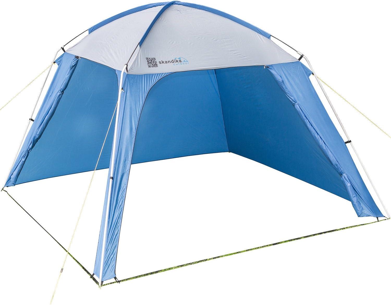 skandika - Pavellón Carpa jardín/Camping/Outdoor - 300 x 300 cm - Altura 210 cm
