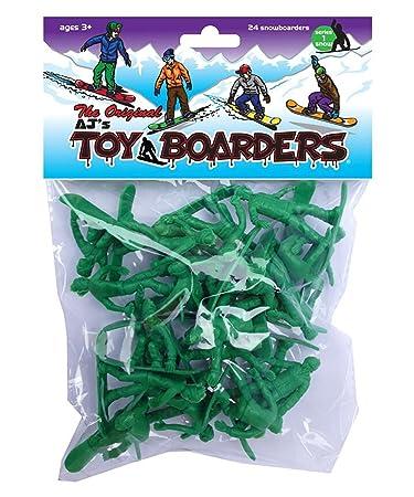 Amazon Com Mindtwister Usa Aj S Toy Boarders Snowboard Series 1