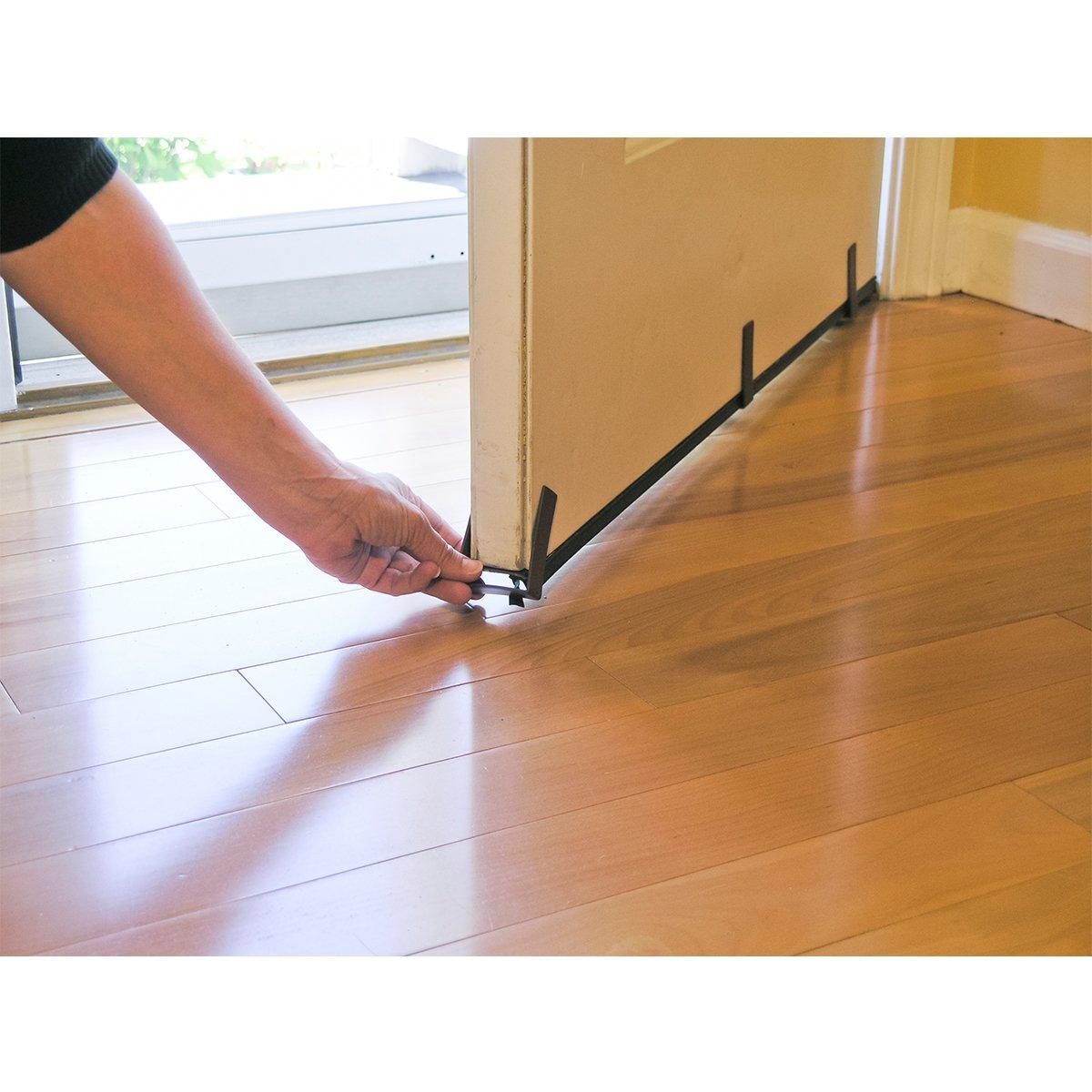 amazon com evelots 3020 1 3020 magnetic clip on door draft