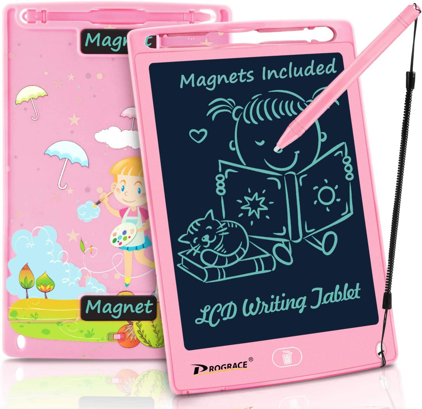 OYTRO Kids LCD Writing Tablet Digital Graphic Electronic Handwriting Drawing Pad Board Graphics Tablets