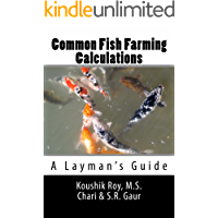 Common Fish Farming Calculations: A Layman's Guide