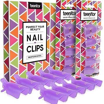 Teenitor Nail Clips