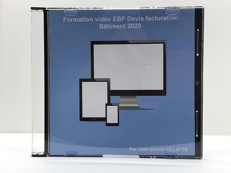 Formation Ebp Devis Facturation Batiment 2020 Amazon Fr Logiciels