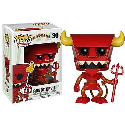 Funko - POP TV - Futurama - Robot Devil