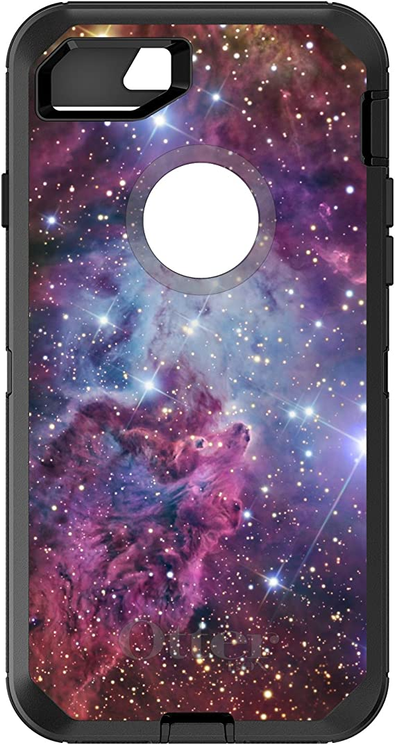Space Fox Nebula iphone 11 case