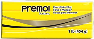 product image for Sculpey Premo Art Clay, Cadmium Yellow Hue