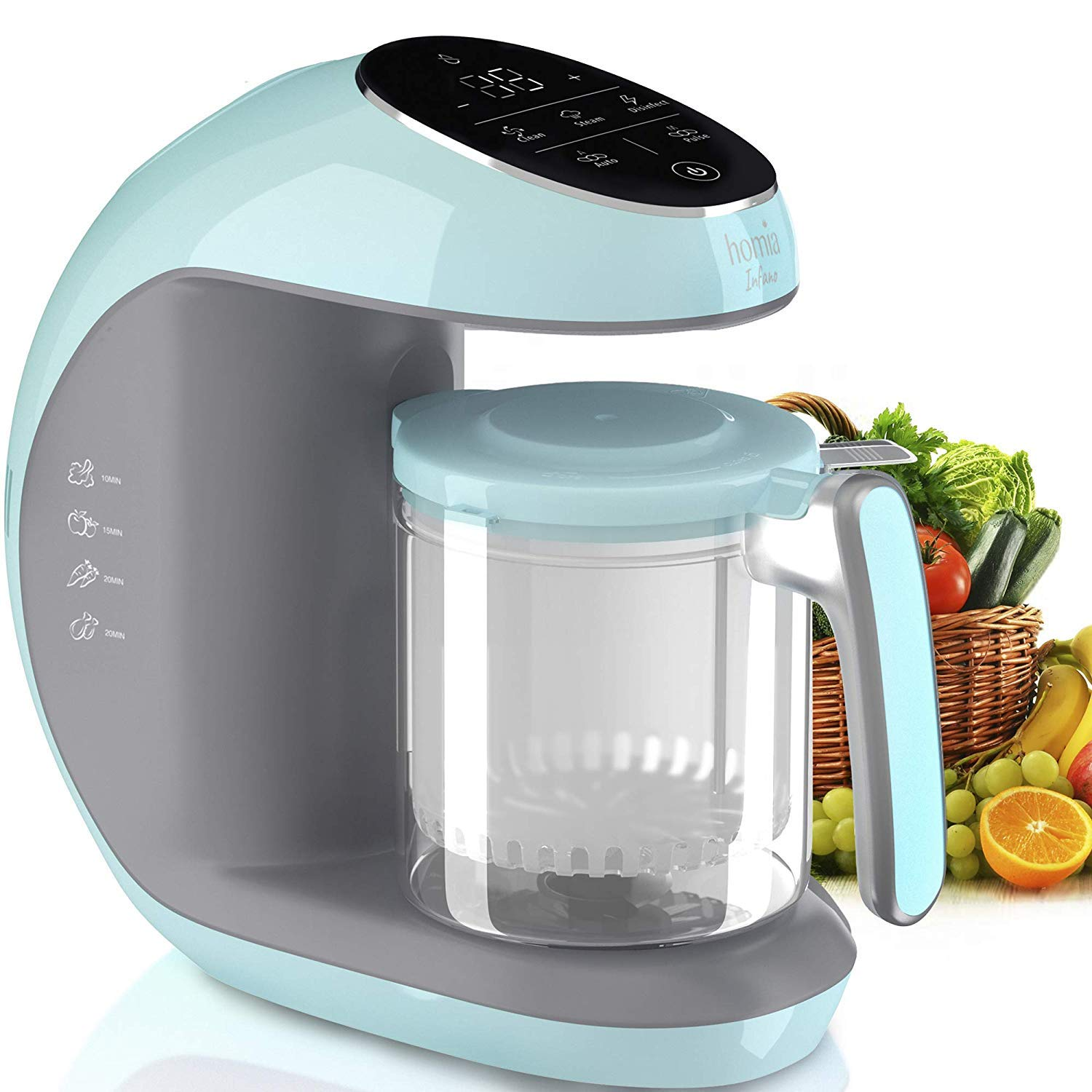 Top 15 Best Baby Food Steamer And Blender (2020 Reviews & Buying Guide) 9