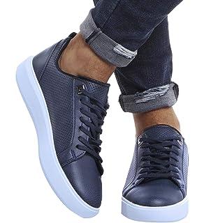 Leif Nelson Herren Schuhe Freizeitschuhe Sneakers