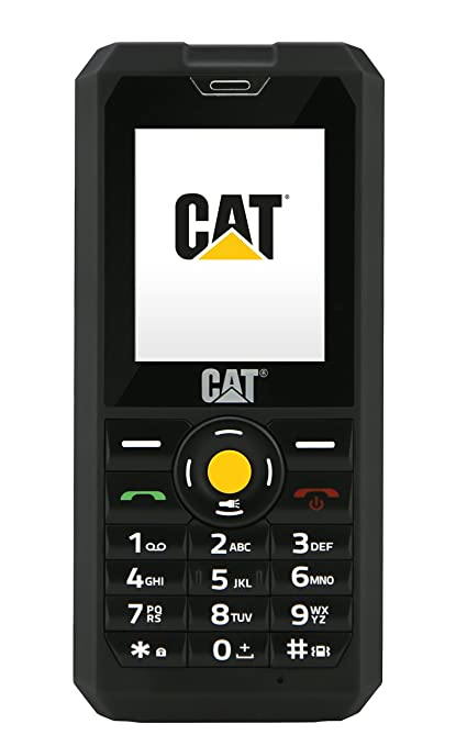 Cat B30 Telefono Cellulare Memoria Interna Da 1 Gb Nero