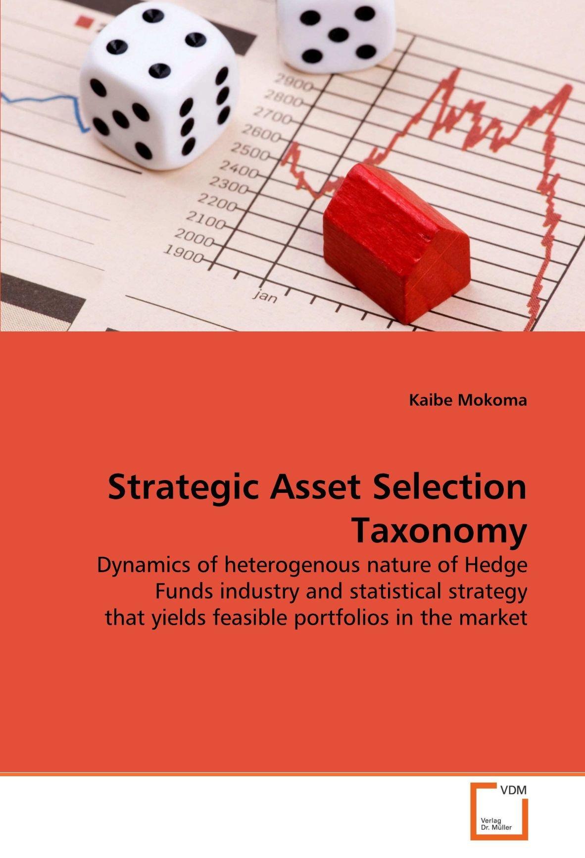Strategic Asset Selection Taxonomy: Dynamics of heterogenous