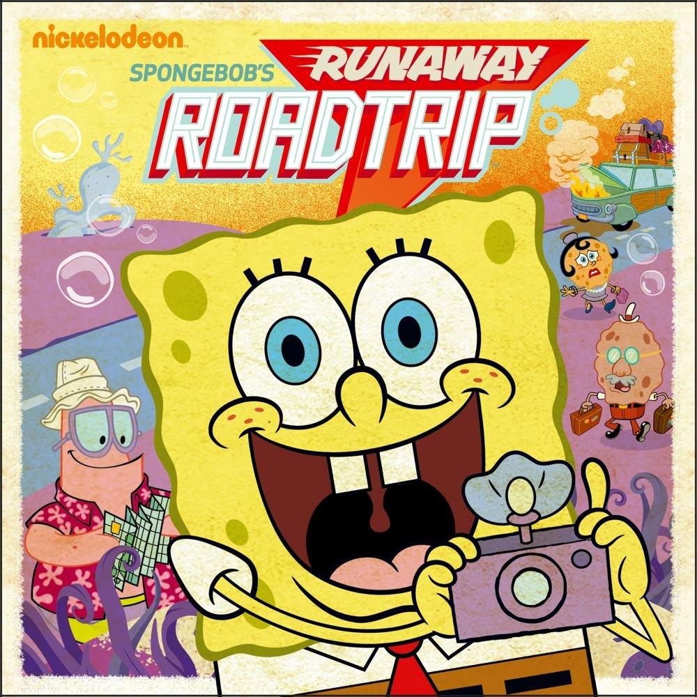 Read Online SpongeBob's Runaway Road Trip (SpongeBob SquarePants) ebook