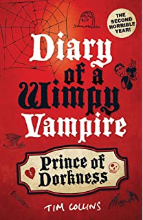 Diary of a Wimpy Vampire: Amazon.co.uk: Tim Collins: 9781843174585 ...