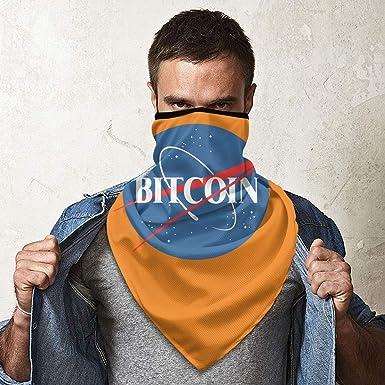 Bitcoin BTC Galaxy Bandanas de esquí sin costuras máscara ...