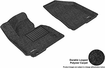 Passenger /& Rear Floor 2016 GGBAILEY D51323-S2B-RD-IS Custom Fit Car Mats for 2012 2018 Toyota Sienna 8 Passenger Red Oriental Driver 2015 2014 2017 2013