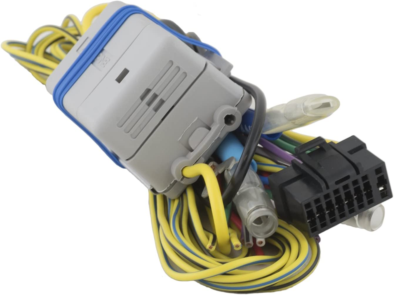 Alpine Cde 9881 Wiring Harnes