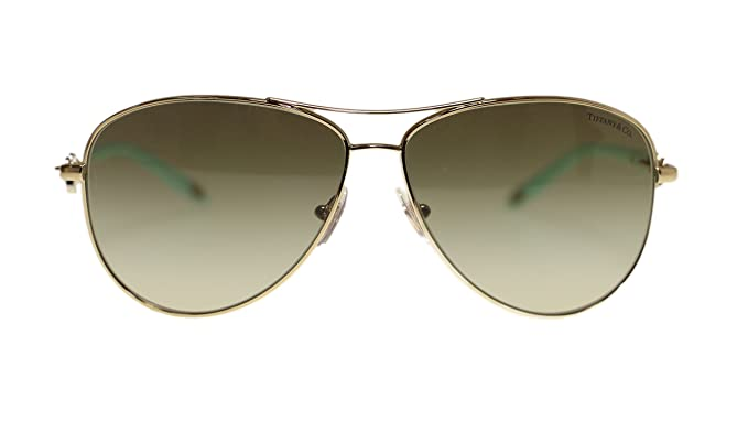 54a7a9b4e53 Image Unavailable. Image not available for. Color  Tiffany Aviator Women s  Sunglasses ...