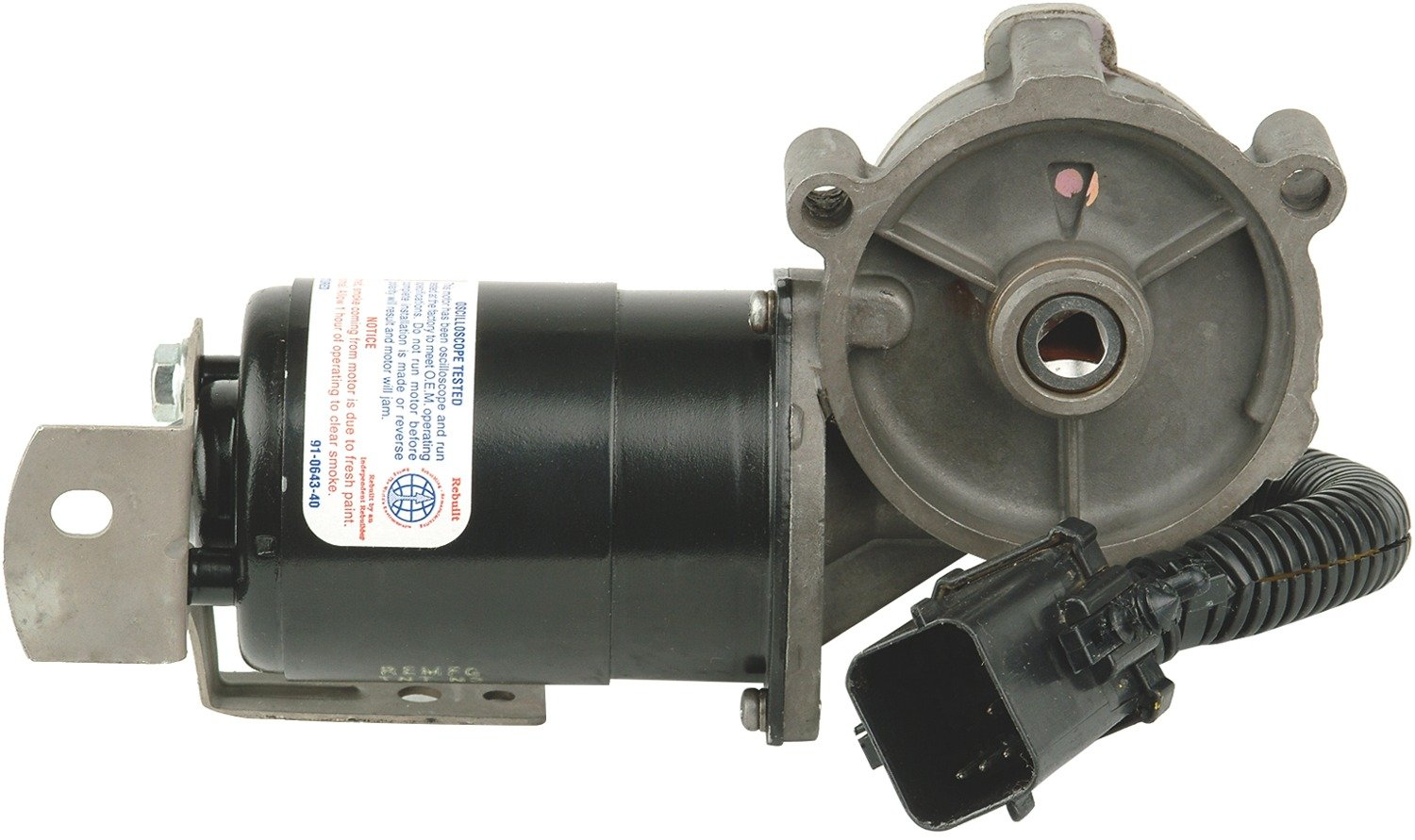 Cardone 48-204 Remanufactured Transfer Case Motor