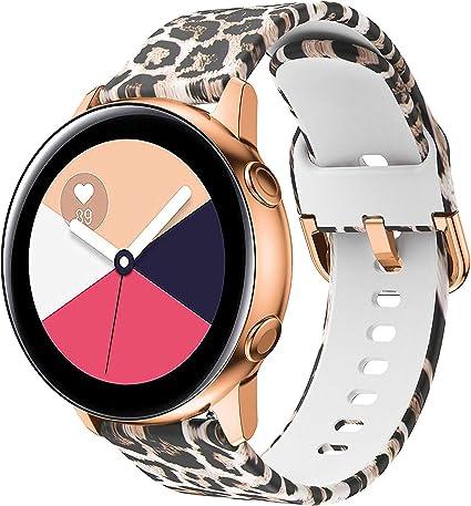 Amazon.com: GOSETH compatible con Fitbit Ionic Band, malla ...