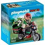 Playmobil - Moto explorador (5237)