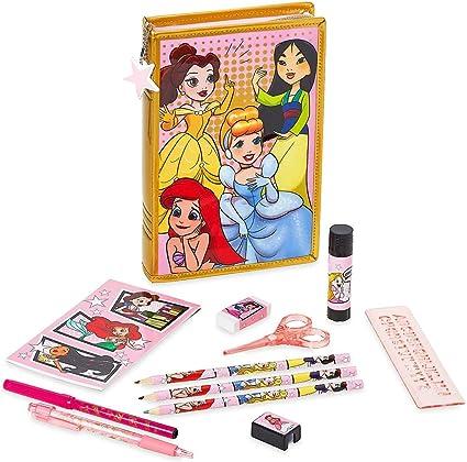 120 pcs Disney Princesses Wooden Coloring Pencil Party Favor School Gift Supply