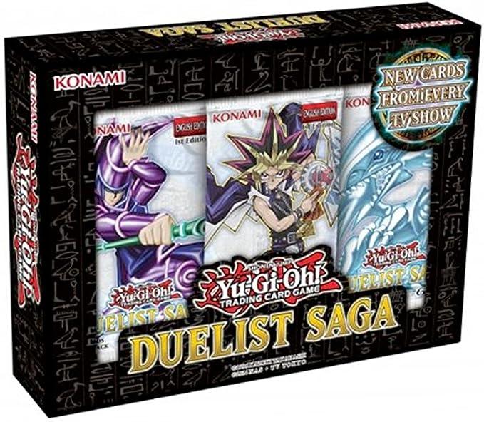 YU-GI-OH!. 14687s duelistas Saga Caja: Amazon.es: Juguetes y juegos