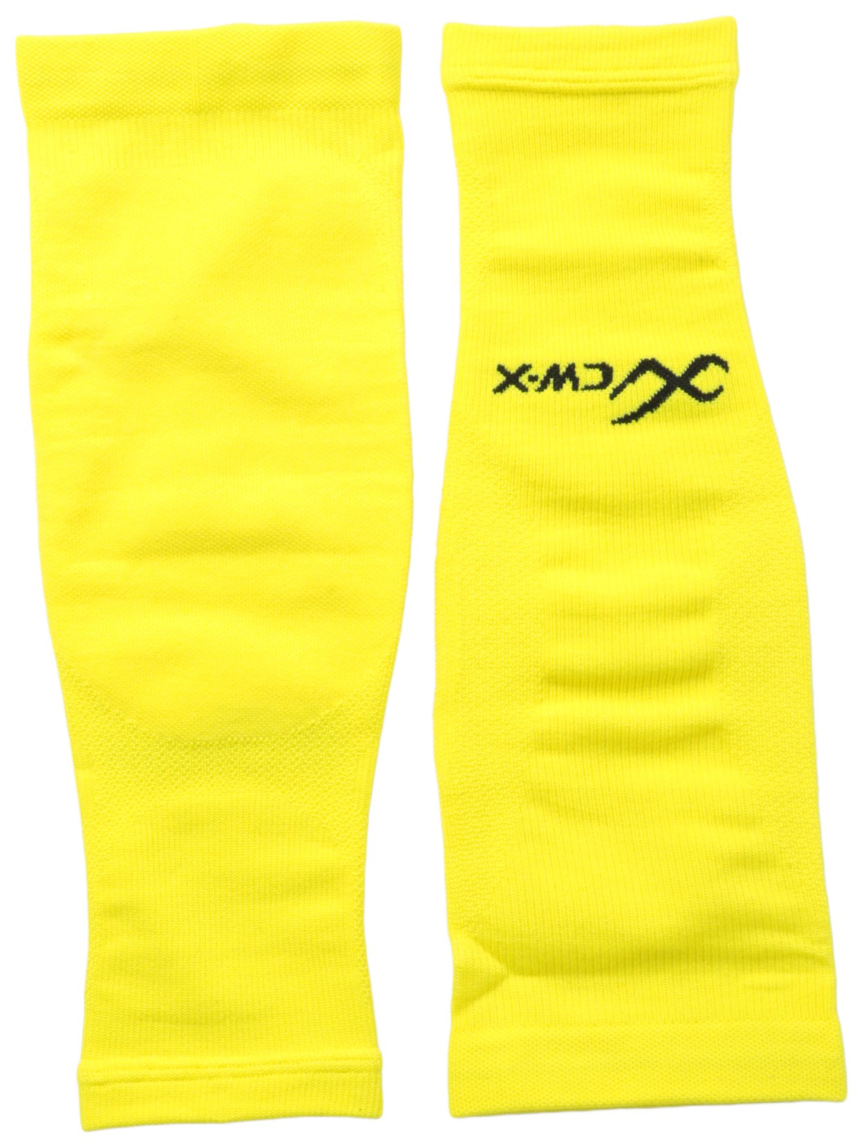 CW-X Conditioning Wear Compression Sleeves, Yellow, Large