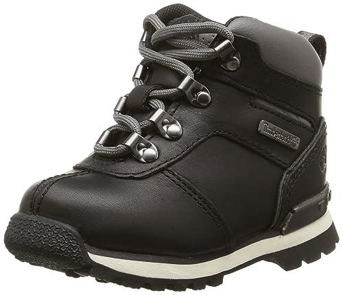 Timberland Splitrock 2 - Botas de cuero para niño: Amazon.es: Zapatos y complementos