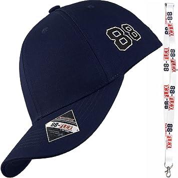 88-FLEX Gorra de Béisbol para Hombre Mujer - Regalo Llavero - El ...