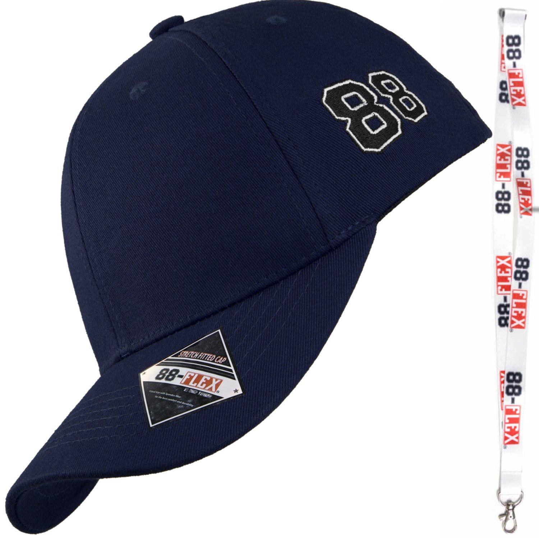 88-FLEX Gorra de Béisbol para Hombre Mujer - Regalo Llavero - El Mejor  Baseball 15fe312ae97