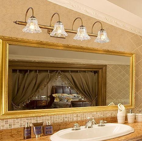 LED,Luces de espejo, luces del espejo del cuarto de baño, luces del ...