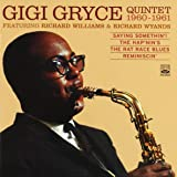 Gigi Gryce Quintet 1960-1961. (Saying Somethin! / The Hapnins / The Rat Race Blues / Reminiscin)